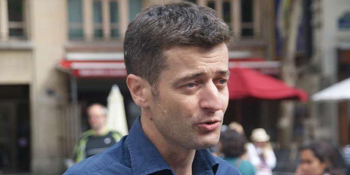 Jean-François Julliard prend la tête de Greenpeace France.