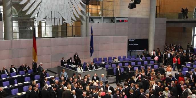 Les députés allemands ont massivement approuvé la sortie du nucléaire.