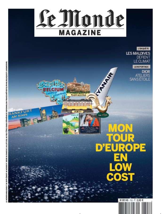 Un Tour Deurope à 499 Euros La Reine Du Low Cost Au Banc Dessai