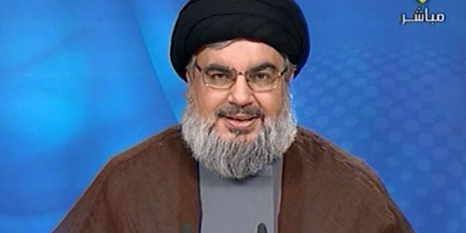 Le chef du Hezbollah Hassan Nasrallah.
