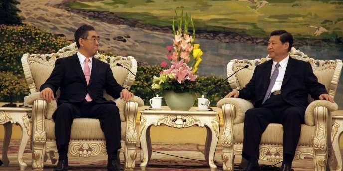 Les ministres des affaires étrangères japonais et chinois appelaient lundi 4 juillet à l'amélioration des relations bilatérales.