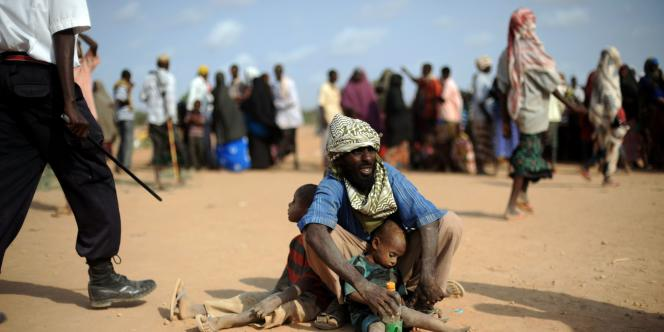 Le camp de Dabaab, au Kenya, accueille près de 382 000 réfugiés.