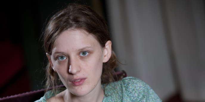 La réalisatrice française Mia Hansen-Love.