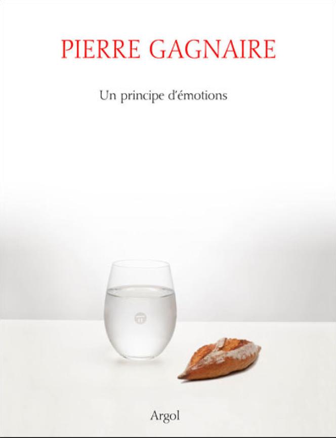 Couverture de l'ouvrage de Pierre Gagnaire,