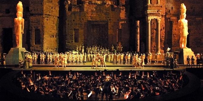 L'opéra de Giuseppe Verdi
