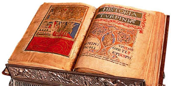 Joyau du patrimoine culturel de l'Espagne, ce livre renferme des textes relatifs au culte de saint Jacques et au chemin de pèlerinage menant à la tombe de l'apôtre.