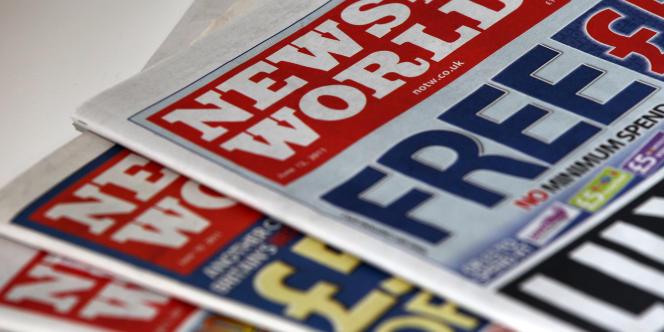 Trois ex-journalistes du tabloïd britannique News of the World ont plaidé coupable lors du procès pour écoutes téléphoniques qui s'est ouvert cette semaine.