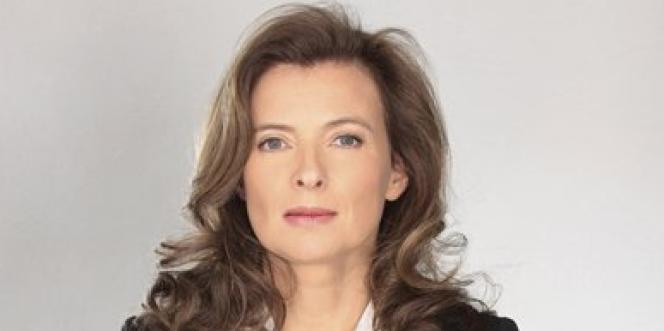 Valérie Trierweiler, compagne de François Hollande.