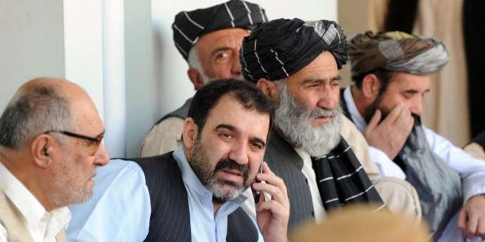 Ahmed Wali Karzaï, en novembre 2009.