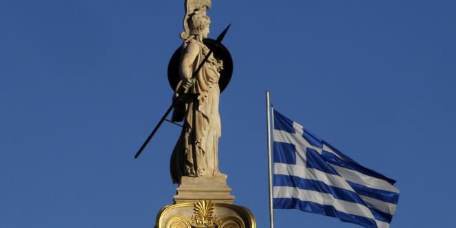 Les universités grecques pâtissent de la grave crise économique qui touche le pays.