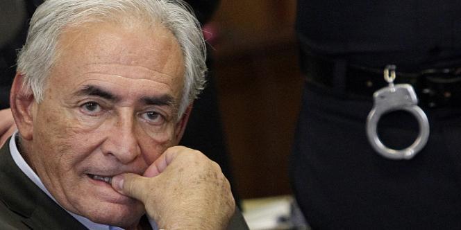 Dominique Strauss-Kahn, le 19 mai 2011 à New York.