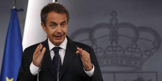 José Luis Rodriguez Zapatero a décidé de s'assurer que son engagement de réduire le déficit public espagnol à 6 % en 2011 (contre 9,2 % en 2010) sera au moins respecté avant la fin de son mandat.