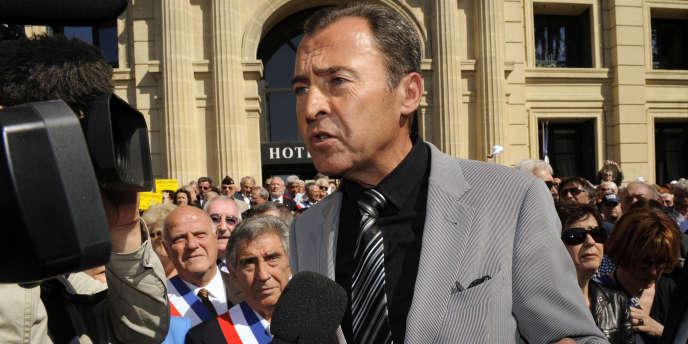 Lionnel Luca, député UMP et cofondateur de la Droite populaire