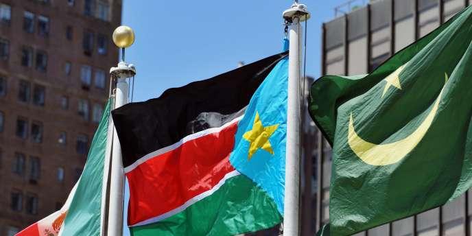 Le Soudan du Sud est devenu le 193e pays membre des Nations unies le 14 juillet 2011.