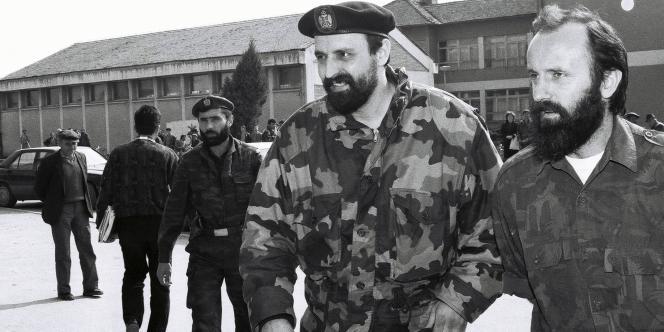 Goran Hadzic doit répondre de quatorze chefs de crimes contre l'humanité et crimes de guerre.
