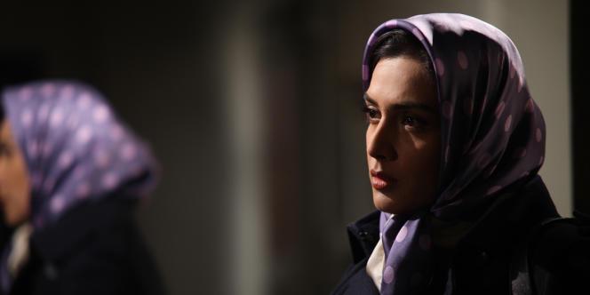 Leyla Zareh dans le film iranien de Mohammad Rasoulof,