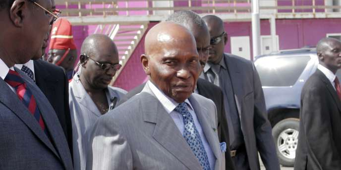 Abdoulaye Wade, en juillet 2011.