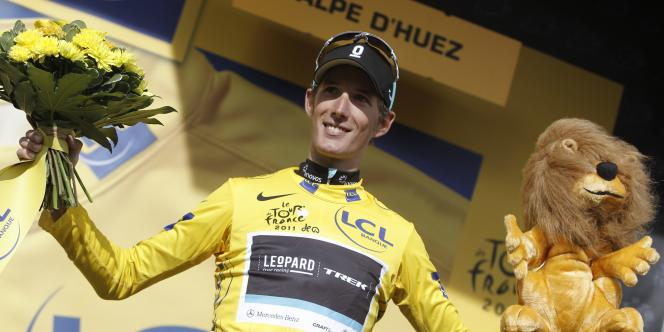 Andy Schleck.