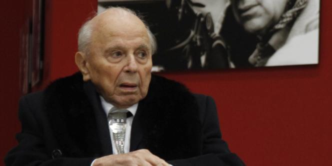 Le cinéaste chypriote grec Michel Cacoyannis.