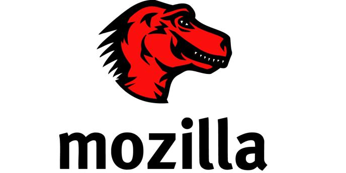 Le logo de la fondation Mozilla.