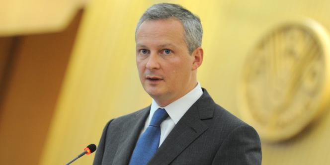 Bruno Le Maire, ex-ministre de l'agriculture.