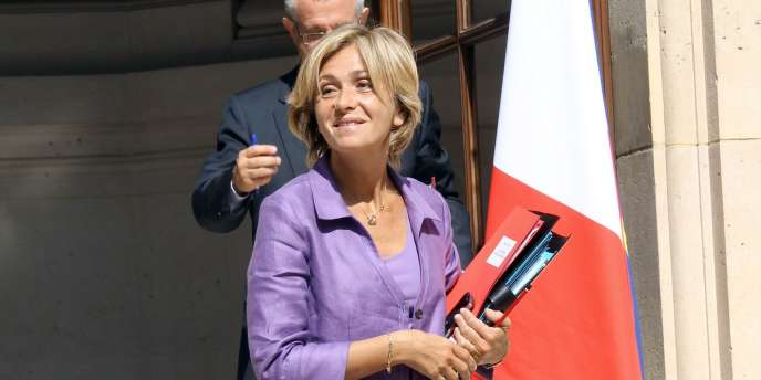 Valérie Pécresse, porte-parole du gouvernement, le 1er août.