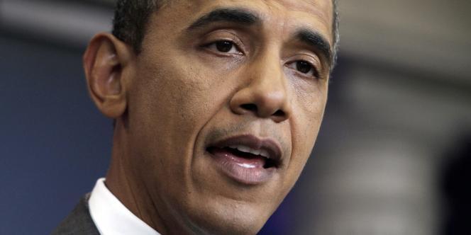 Barack Obama, le 31 juillet à Washington.