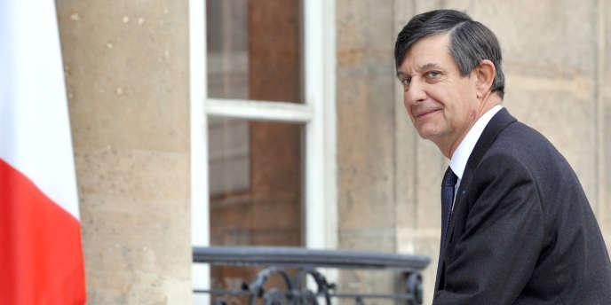 Jean-Pierre Jouyet en octobre 2009, alors qu'il présidait l'Autorité des marchés financiers.