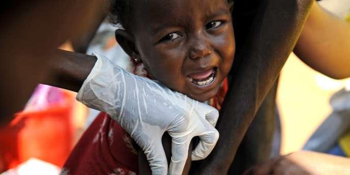 La Somalie, l'Ethiopie, le Kenya, Djibouti et l'Ouganda sont confrontés à la pire sécheresse depuis près de soixante ans.