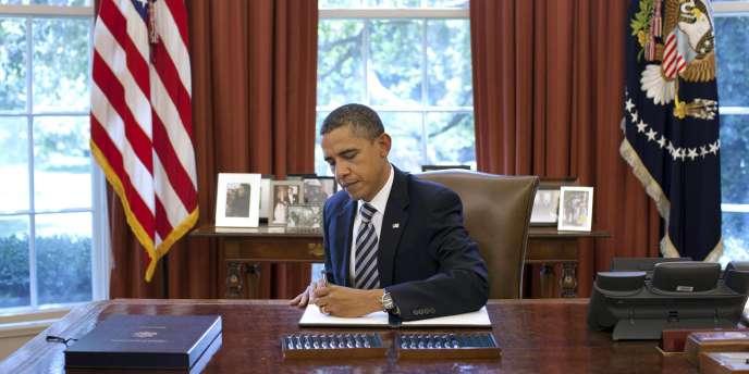 Le chômage est le gros point noir du bilan de Barack Obama à quatorze mois de la présidentielle de 2012.