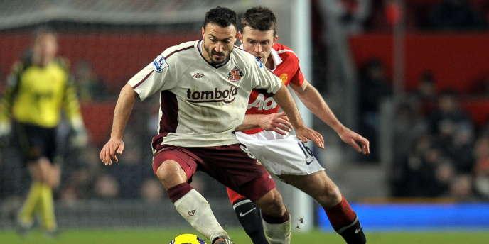 Steed Malbranque, formé à Lyon, jouera pour Saint-Etienne.