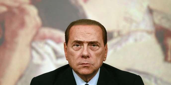 Silvio Berlusconi, en août à Rome.