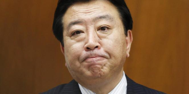 Le premier ministre japonais Yoshihiko Noda.