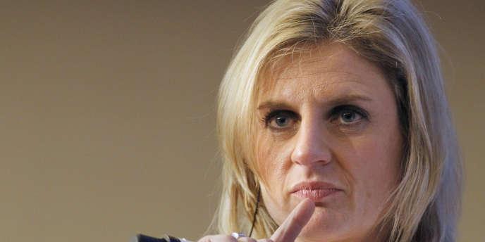 La déléguée générale adjointe de l'UMP, Valérie Debord, a dénoncé, jeudi, une