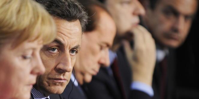 Les chefs d'Etat de la zone euro seront amenés à débattre de la mise en place d'euro-obligations, défendue depuis des mois par nombre d'économistes.