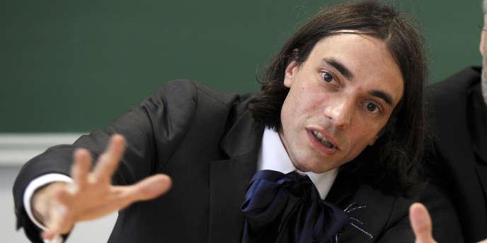 Cédric Villani.