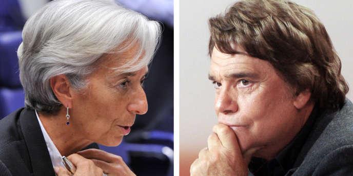 La Cour de justice de la République avait décidé, le 4 août 2011, d'ouvrir une enquête sur Christine Lagarde, pour le rôle qu'elle a joué dans l'affaire Tapie-Crédit lyonnais.
