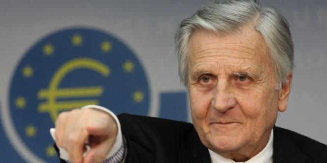 Le président de la BCE, Jean-Claude Trichet, le 4 août 2011.