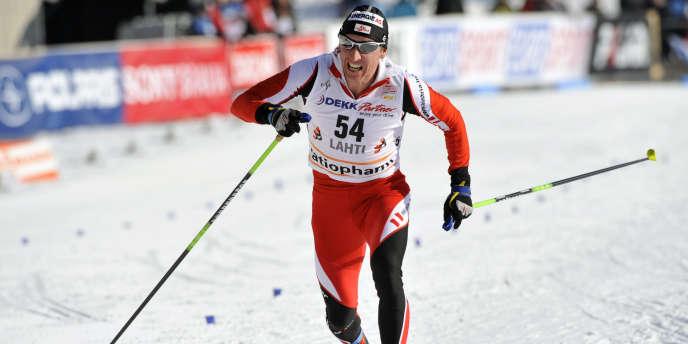 Christian Hoffmann, champion olympique de ski de fond en 2002, aurait été l'un des clients du réseau organisé par Walter Mayer.