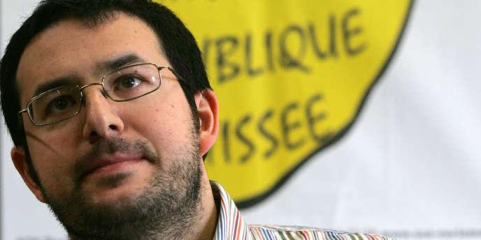 Eric Keslassy, auteur du rapport