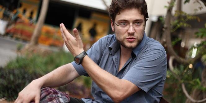 Eli Vinokur, 27 ans, doctorant en Sciences sociales.