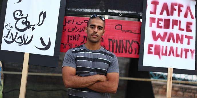 Abed Abou Shhadeh, 23 ans, ingénieur automobile