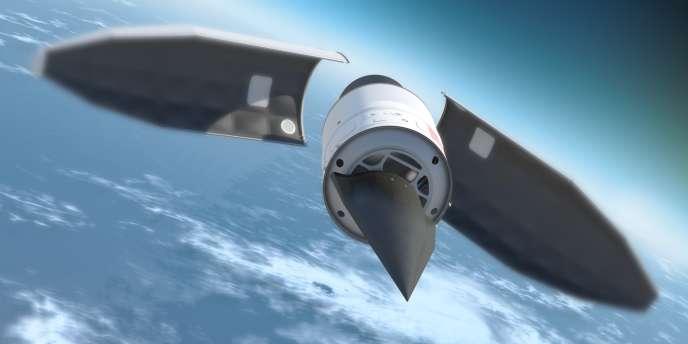 Le Hypersonic Technology Vehicle 2 (HTV-2) est conçu pour voler dans les hautes sphères de l'atmosphère terrestre à une vitesse pouvant atteindre 22 fois le mur du son.