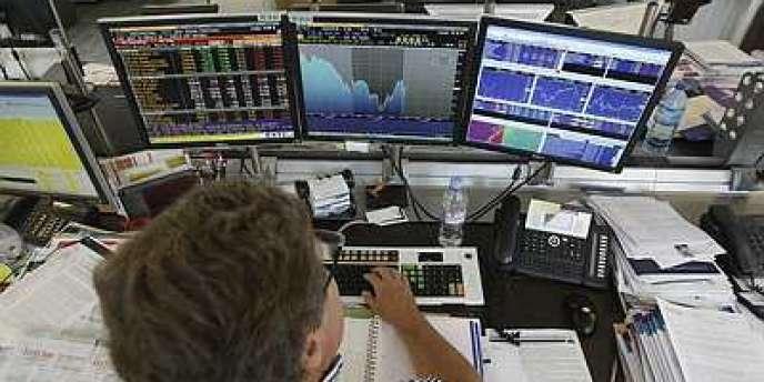Le trading haute fréquence consiste à acheter et vendre des titres en une milliseconde.