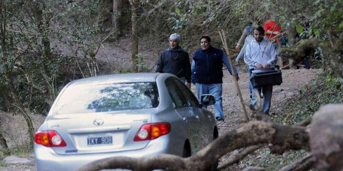 Les corps de Cassandre Bouvier (29 ans) et de Houria Moumni (24 ans) ont été découverts le 29 juillet à une douzaine de kilomètres de Salta, en Argentine.