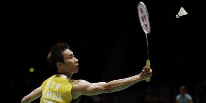 Lee Chong Wei, vice-champion olympique de badminton à Londres.
