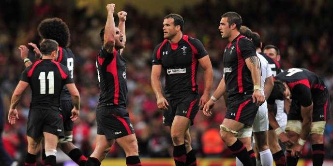 Les Gallois ont battu l'Angleterre samedi à Cardiff (19-9).