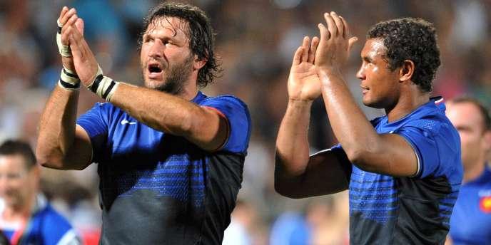 Les joueurs français sont satisfaits de la victoire décrochée samedi face à l'Irlande (19-12).
