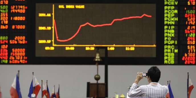 Bourse de Manille