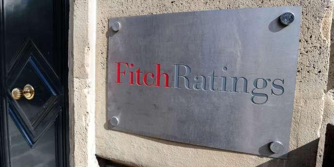 L'agence de notation Fitch Ratings a relevé vendredi d'un cran la note de dette long terme de l'Islande, pour la porter à